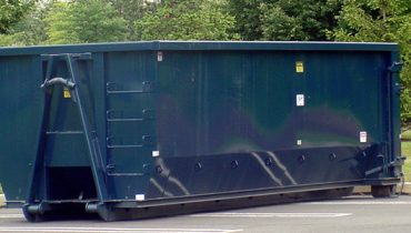 The Dumpster Rental