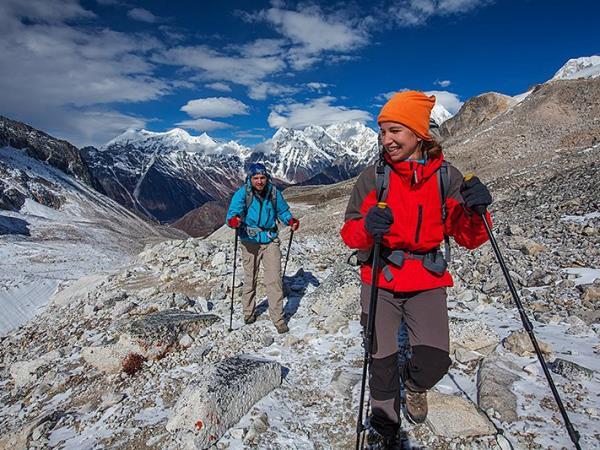 trekking activities