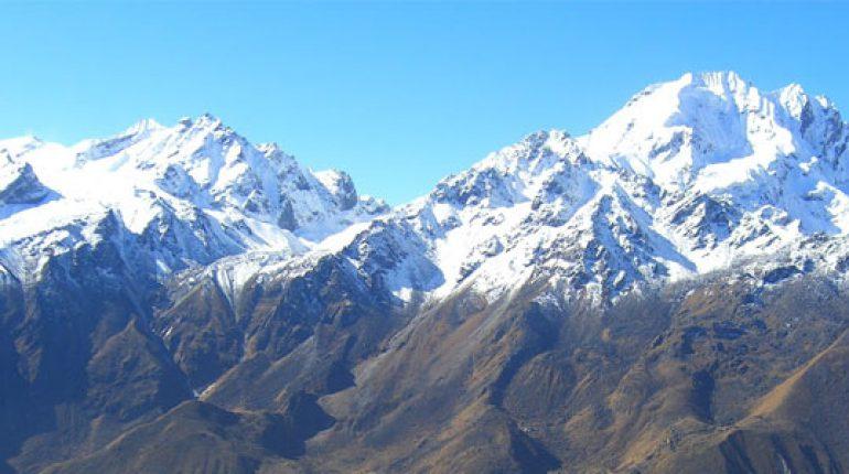 Trekking team in Nepal
