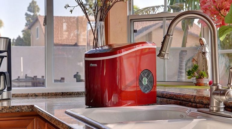 Know About Portable Ice Maker