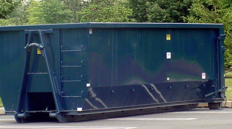 The Dumpster Rental
