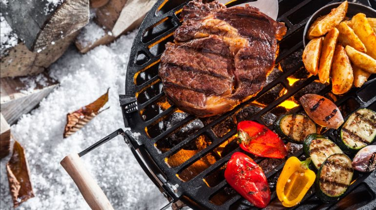 Vlees bestellen